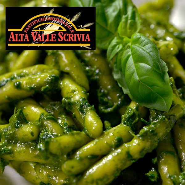 Pasta By Alta Valle Scrivia of Liguria Italy