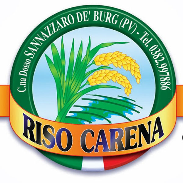 Riso Carena Certified Organic Rice and Legumes From Lombardia Italy