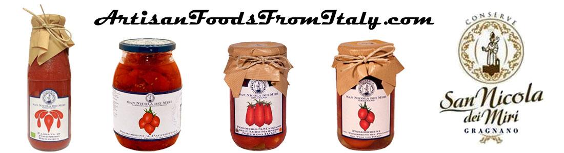 Tomatoes By San Nicola dei Miri